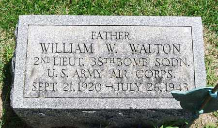 WALTON, WILLIAM WALTER - Juniata County, Pennsylvania | WILLIAM WALTER WALTON - Pennsylvania Gravestone Photos