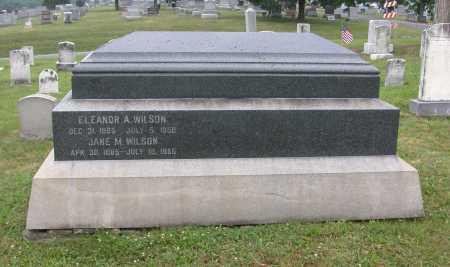 WILSON, JANE M. - Juniata County, Pennsylvania | JANE M. WILSON - Pennsylvania Gravestone Photos