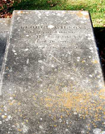 WILSON, GEORGE - Juniata County, Pennsylvania | GEORGE WILSON - Pennsylvania Gravestone Photos