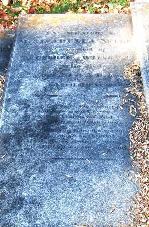 WILSON, ISABELLA - Juniata County, Pennsylvania | ISABELLA WILSON - Pennsylvania Gravestone Photos
