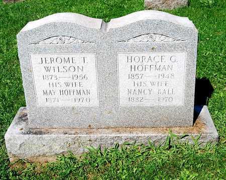 WILSON, JEROME T. - Juniata County, Pennsylvania | JEROME T. WILSON - Pennsylvania Gravestone Photos