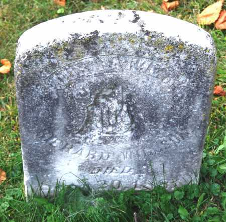 WILSON, RICHARD - Juniata County, Pennsylvania | RICHARD WILSON - Pennsylvania Gravestone Photos