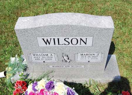"WILSON, WILLIAM A. ""ANDY"" - Juniata County, Pennsylvania | WILLIAM A. ""ANDY"" WILSON - Pennsylvania Gravestone Photos"
