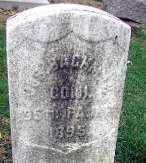 BACHMAN (CW), JOSEPH - Lancaster County, Pennsylvania | JOSEPH BACHMAN (CW) - Pennsylvania Gravestone Photos