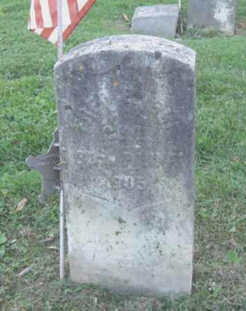 EDELE (CW), FREDERICK - Lancaster County, Pennsylvania   FREDERICK EDELE (CW) - Pennsylvania Gravestone Photos