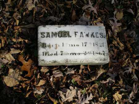 FAWKES, SAMUEL - Lancaster County, Pennsylvania   SAMUEL FAWKES - Pennsylvania Gravestone Photos