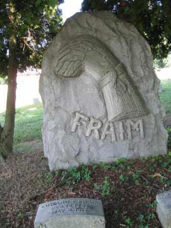FRAIM, EDWARD T. - Lancaster County, Pennsylvania | EDWARD T. FRAIM - Pennsylvania Gravestone Photos