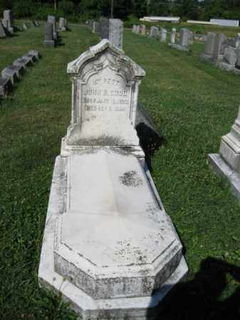 GOOD, JOHN B. - Lancaster County, Pennsylvania | JOHN B. GOOD - Pennsylvania Gravestone Photos