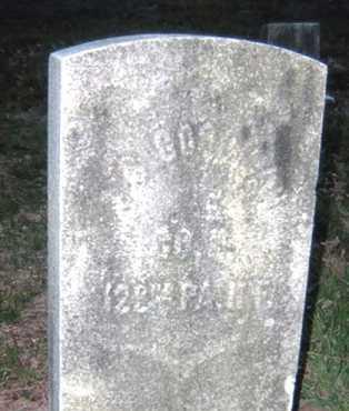 GOODMAN (CW), SAMUEL S. - Lancaster County, Pennsylvania | SAMUEL S. GOODMAN (CW) - Pennsylvania Gravestone Photos