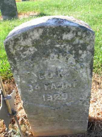HESS (CW), ABRAHAM - Lancaster County, Pennsylvania | ABRAHAM HESS (CW) - Pennsylvania Gravestone Photos