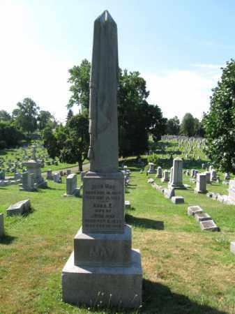 MAY (CW), JOHN - Lancaster County, Pennsylvania | JOHN MAY (CW) - Pennsylvania Gravestone Photos