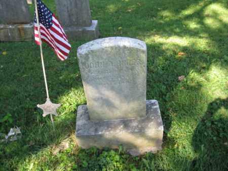 RINIER (CW), JOHN A. - Lancaster County, Pennsylvania   JOHN A. RINIER (CW) - Pennsylvania Gravestone Photos