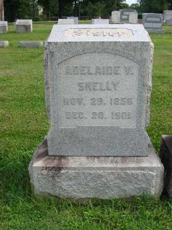 SHELLY, ADELAIDE V - Lancaster County, Pennsylvania   ADELAIDE V SHELLY - Pennsylvania Gravestone Photos
