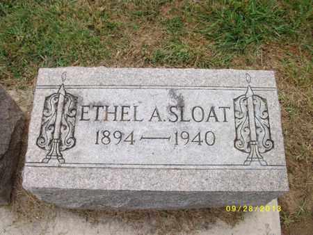 KAUTZ SLOAT, ETHEL A - Lancaster County, Pennsylvania | ETHEL A KAUTZ SLOAT - Pennsylvania Gravestone Photos