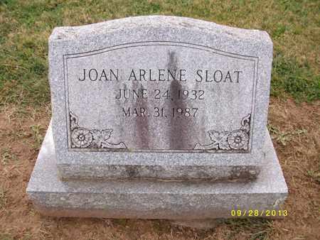 HAMMAKER SLOAT, JOAN ARLENE - Lancaster County, Pennsylvania | JOAN ARLENE HAMMAKER SLOAT - Pennsylvania Gravestone Photos