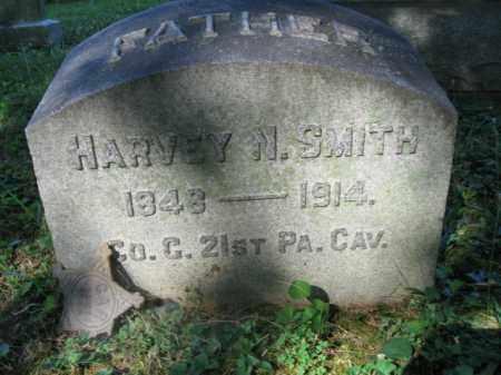 SMITH (CW), HARVEY N. - Lancaster County, Pennsylvania | HARVEY N. SMITH (CW) - Pennsylvania Gravestone Photos