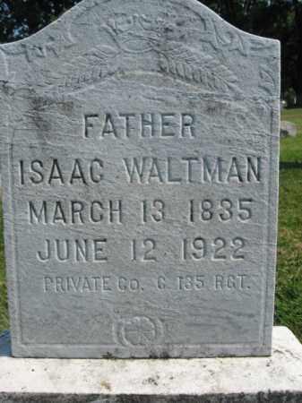 WALTMAN, ISAAC - Lebanon County, Pennsylvania   ISAAC WALTMAN - Pennsylvania Gravestone Photos