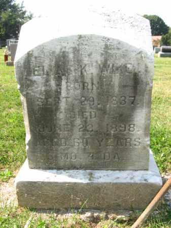 WIKE, ELIAS - Lebanon County, Pennsylvania | ELIAS WIKE - Pennsylvania Gravestone Photos