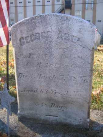 ABEL, CORP. GEORGE - Lehigh County, Pennsylvania | CORP. GEORGE ABEL - Pennsylvania Gravestone Photos