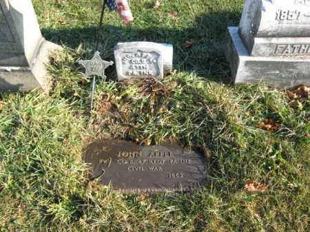 APPLE, PVT. JOHN - Lehigh County, Pennsylvania   PVT. JOHN APPLE - Pennsylvania Gravestone Photos