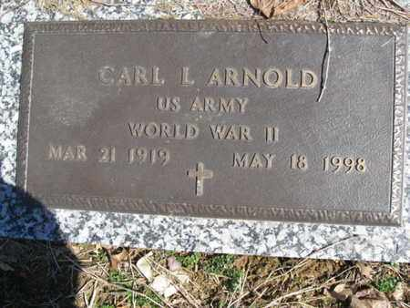 ARNOLD, CARL L. - Lehigh County, Pennsylvania | CARL L. ARNOLD - Pennsylvania Gravestone Photos