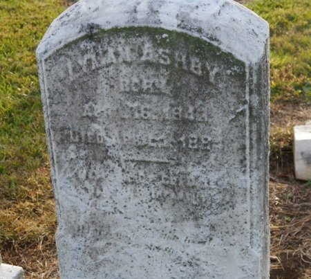 ASHBY (CW), LYMAN - Lehigh County, Pennsylvania | LYMAN ASHBY (CW) - Pennsylvania Gravestone Photos