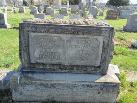 AUBEND (CW), FREDERICK - Lehigh County, Pennsylvania | FREDERICK AUBEND (CW) - Pennsylvania Gravestone Photos