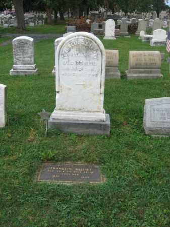 BALLIET, SGT.FRANKLIN - Lehigh County, Pennsylvania | SGT.FRANKLIN BALLIET - Pennsylvania Gravestone Photos