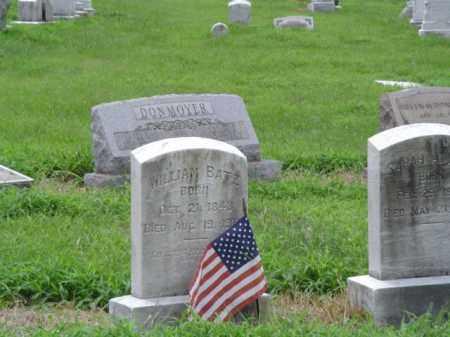 BATZ, WILLIAM - Lehigh County, Pennsylvania | WILLIAM BATZ - Pennsylvania Gravestone Photos