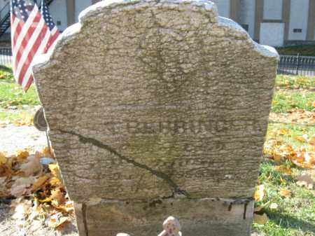 BEHRINGER, JOHN - Lehigh County, Pennsylvania | JOHN BEHRINGER - Pennsylvania Gravestone Photos