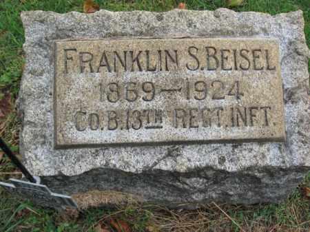 BEISEL, FRANKLIN S. - Lehigh County, Pennsylvania | FRANKLIN S. BEISEL - Pennsylvania Gravestone Photos