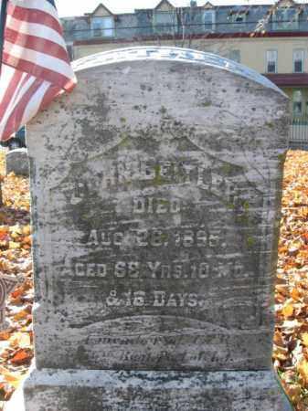 BEITLER, PVT. JOHN - Lehigh County, Pennsylvania | PVT. JOHN BEITLER - Pennsylvania Gravestone Photos