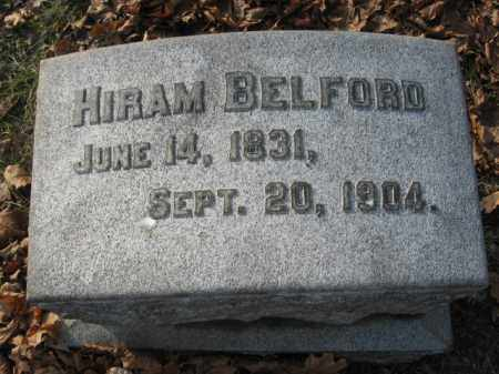 BELFORD, HIRAM - Lehigh County, Pennsylvania | HIRAM BELFORD - Pennsylvania Gravestone Photos