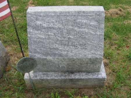BENNER, ROBERT W. - Lehigh County, Pennsylvania | ROBERT W. BENNER - Pennsylvania Gravestone Photos