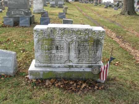 BERGENSTOCK, ROBERT - Lehigh County, Pennsylvania | ROBERT BERGENSTOCK - Pennsylvania Gravestone Photos