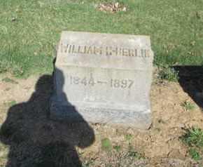 BERLIN (CW), WILLIAM H. - Lehigh County, Pennsylvania | WILLIAM H. BERLIN (CW) - Pennsylvania Gravestone Photos