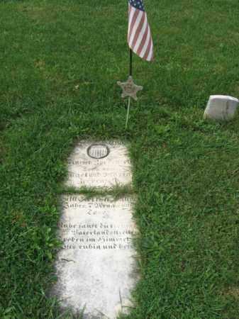 BEUVENROLL, HEINRICH - Lehigh County, Pennsylvania   HEINRICH BEUVENROLL - Pennsylvania Gravestone Photos