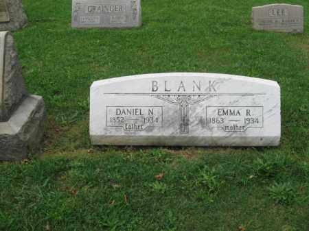 BLANK, DANIEL N. - Lehigh County, Pennsylvania   DANIEL N. BLANK - Pennsylvania Gravestone Photos