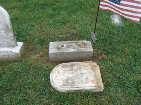 BLANK, WELLINGTON - Lehigh County, Pennsylvania   WELLINGTON BLANK - Pennsylvania Gravestone Photos