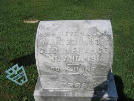 BLANY, CLEVE S. - Lehigh County, Pennsylvania   CLEVE S. BLANY - Pennsylvania Gravestone Photos