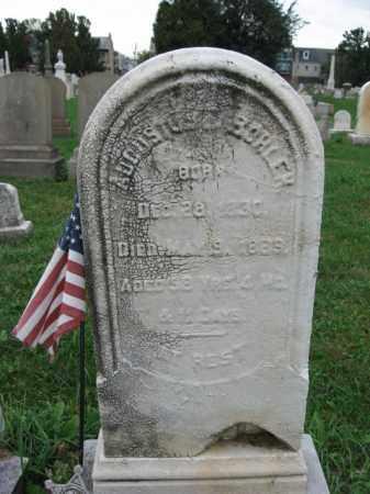 BOHLEN, AUGUSTUS - Lehigh County, Pennsylvania   AUGUSTUS BOHLEN - Pennsylvania Gravestone Photos