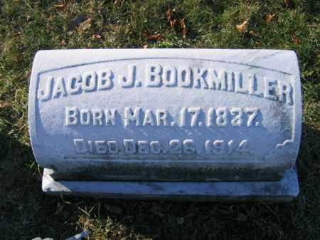 BOOKMILLER, SGT.JACOB J. - Lehigh County, Pennsylvania   SGT.JACOB J. BOOKMILLER - Pennsylvania Gravestone Photos