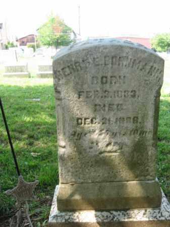 BORNMANN, HENRY E. - Lehigh County, Pennsylvania | HENRY E. BORNMANN - Pennsylvania Gravestone Photos