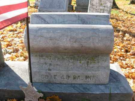 BRIGHT, FRANCIS - Lehigh County, Pennsylvania | FRANCIS BRIGHT - Pennsylvania Gravestone Photos