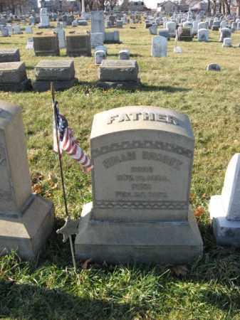 BROBST, PVT. HIRAM - Lehigh County, Pennsylvania | PVT. HIRAM BROBST - Pennsylvania Gravestone Photos