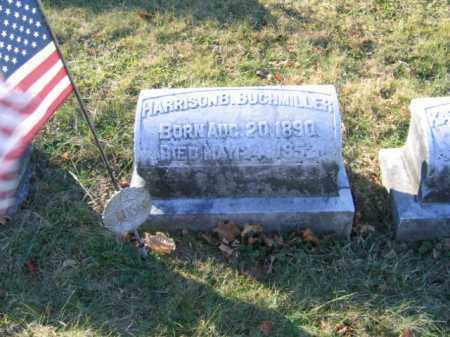 BUCHMILLER, HARRISON B. - Lehigh County, Pennsylvania | HARRISON B. BUCHMILLER - Pennsylvania Gravestone Photos
