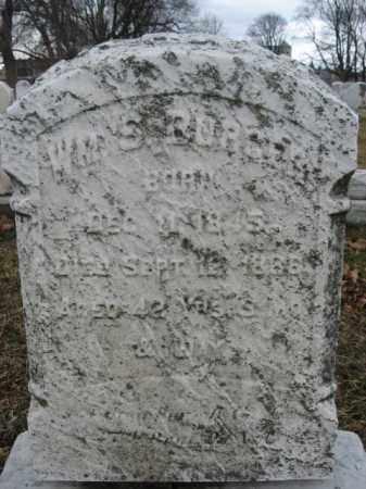 BURGER   (CW), WILLIAM S. - Lehigh County, Pennsylvania   WILLIAM S. BURGER   (CW) - Pennsylvania Gravestone Photos