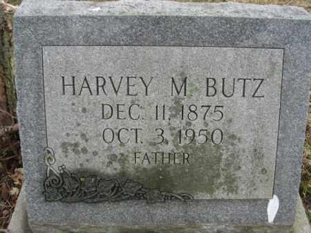 BUTZ, HARVEY  M. - Lehigh County, Pennsylvania | HARVEY  M. BUTZ - Pennsylvania Gravestone Photos