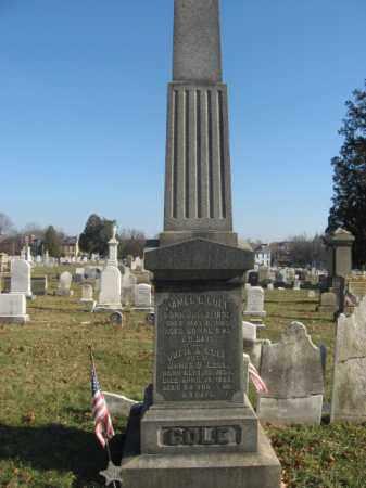 COLE, JULIA A. - Lehigh County, Pennsylvania | JULIA A. COLE - Pennsylvania Gravestone Photos