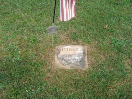 CROSS,JR., B. - Lehigh County, Pennsylvania   B. CROSS,JR. - Pennsylvania Gravestone Photos